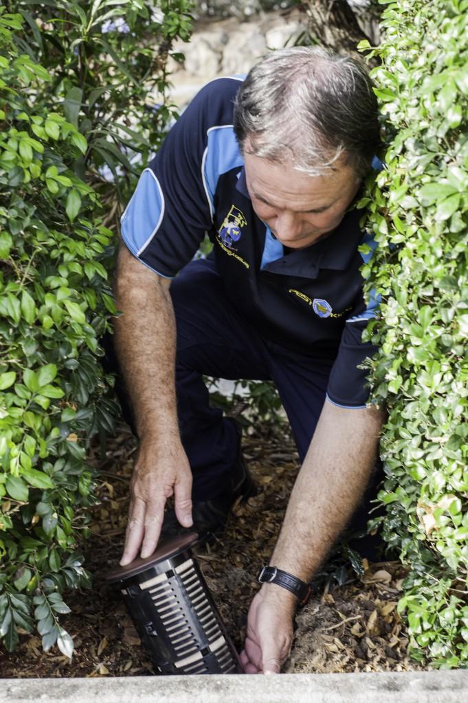 Termite baiting system Gold Coast